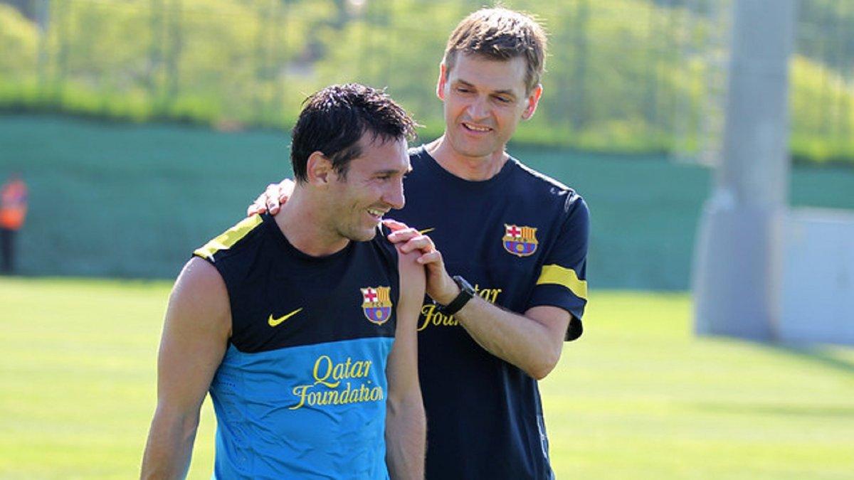 Віланова переконав Мессі не покидати Барселону за шість днів до смерті