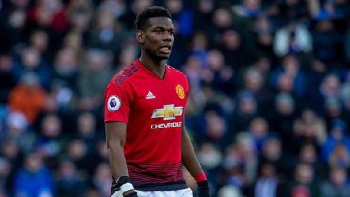 Погба отказался оформлять визу на азиатский тур Манчестер Юнайтед