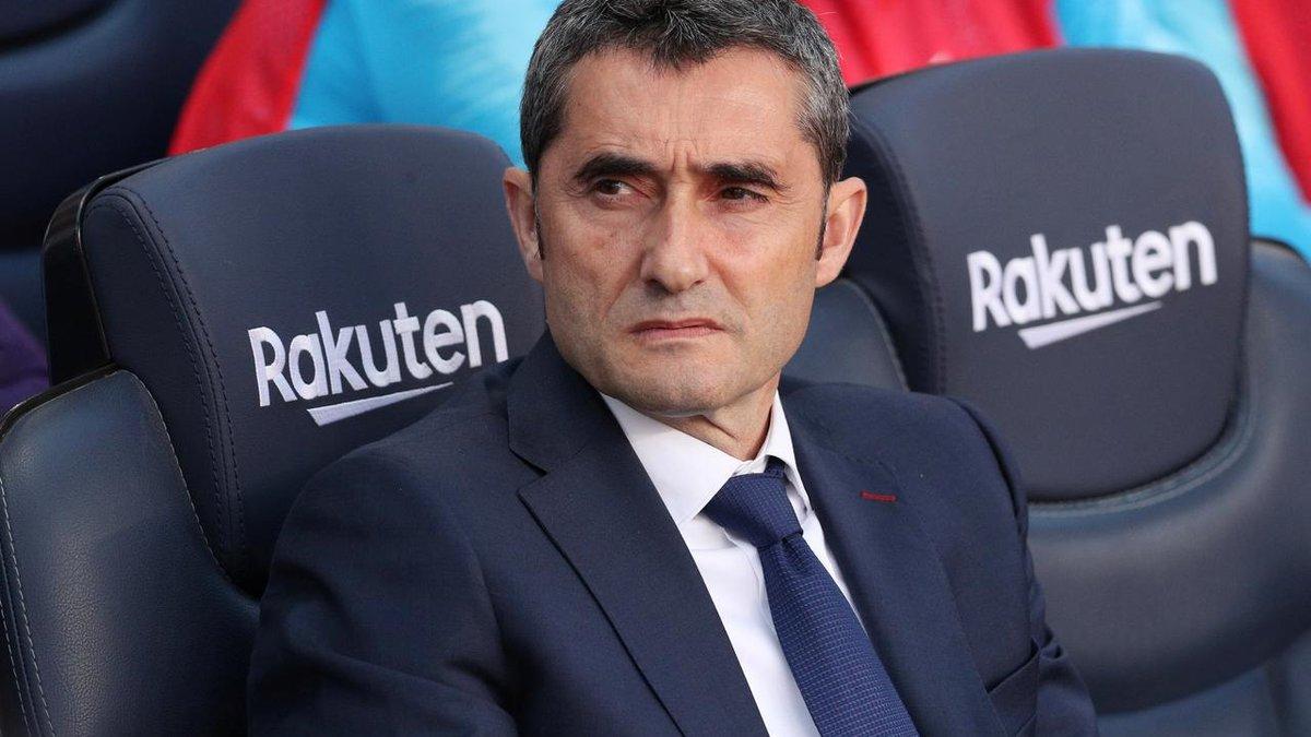 Вальверде: Барселона зробить деякі зміни у матчі проти Леванте