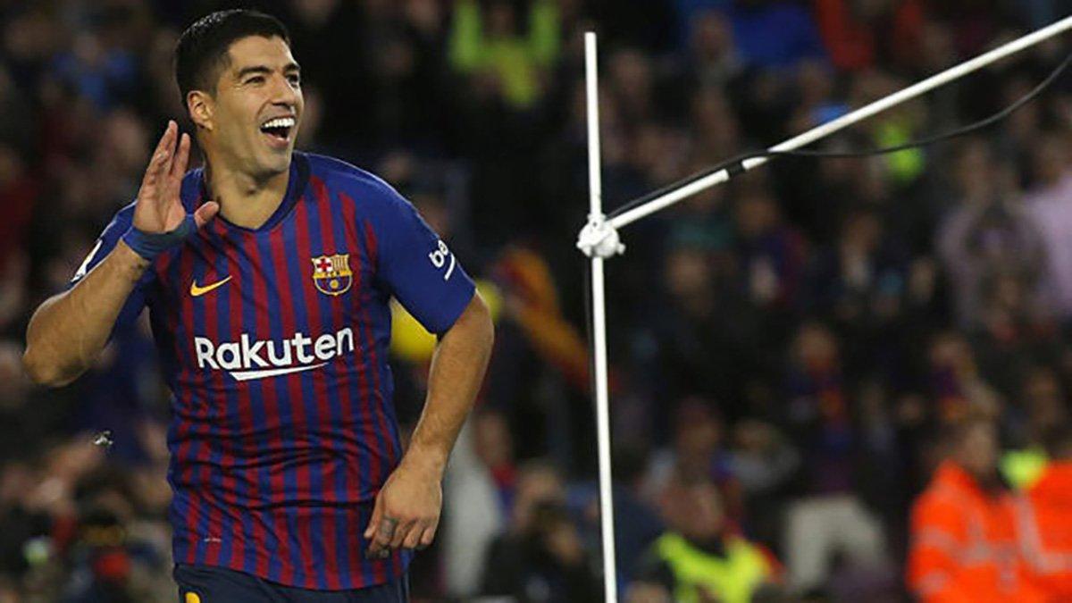 Суарес: Думаю я приніс багато користі Барселоні