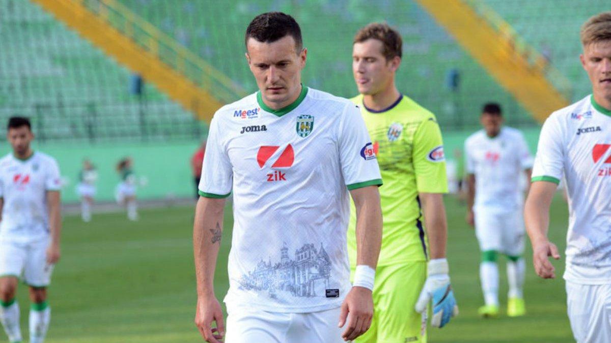 Фабрі: Федецького більше не буде в першій команді Карпат