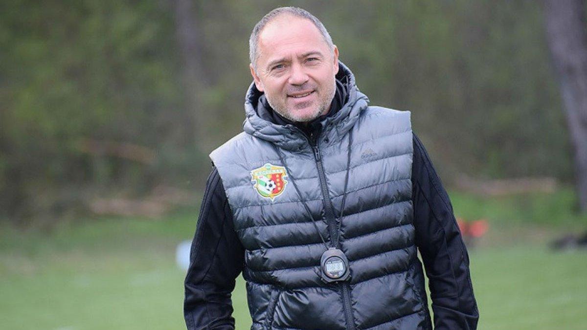 Косовский прокомментировал дебютную победу во главе Ворсклы