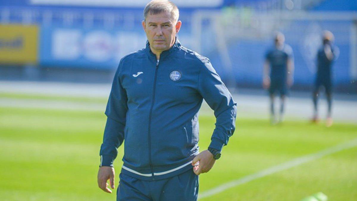 Тренер Олімпіка Климовський: Заміни спрацювали в матчі з Карпатами