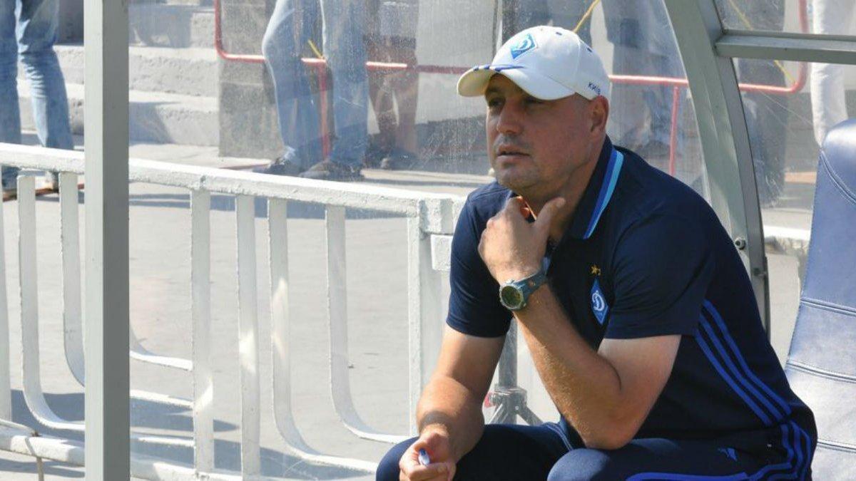 Тренер Динамо U-21 Мороз рассказал, чего не хватает Супряге