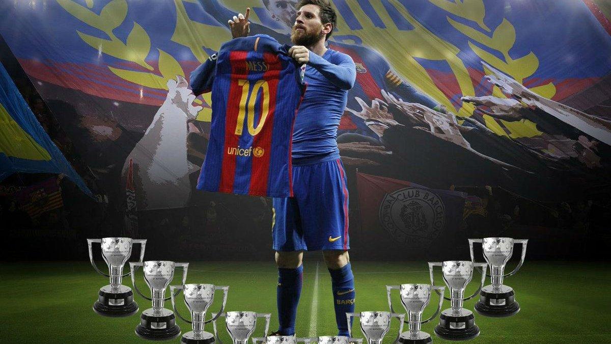 """Мессі змінив історію – Барселона здійснила неймовірний ривок у """"трофейній гонці"""" з Реалом"""