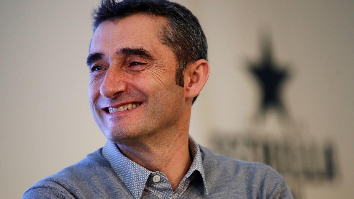 Вальверде зосереджений на нових викликах Барселони