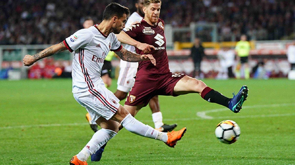 Мілан поступився Торіно, Лаціо переміг Сампдорію, К'єво розписав нічию з Пармою: 34-й тур Серії А, матчі неділі