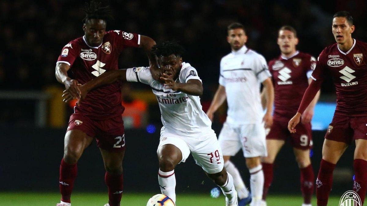 Торино – Милан – 2:0 – видео голов и обзор матча