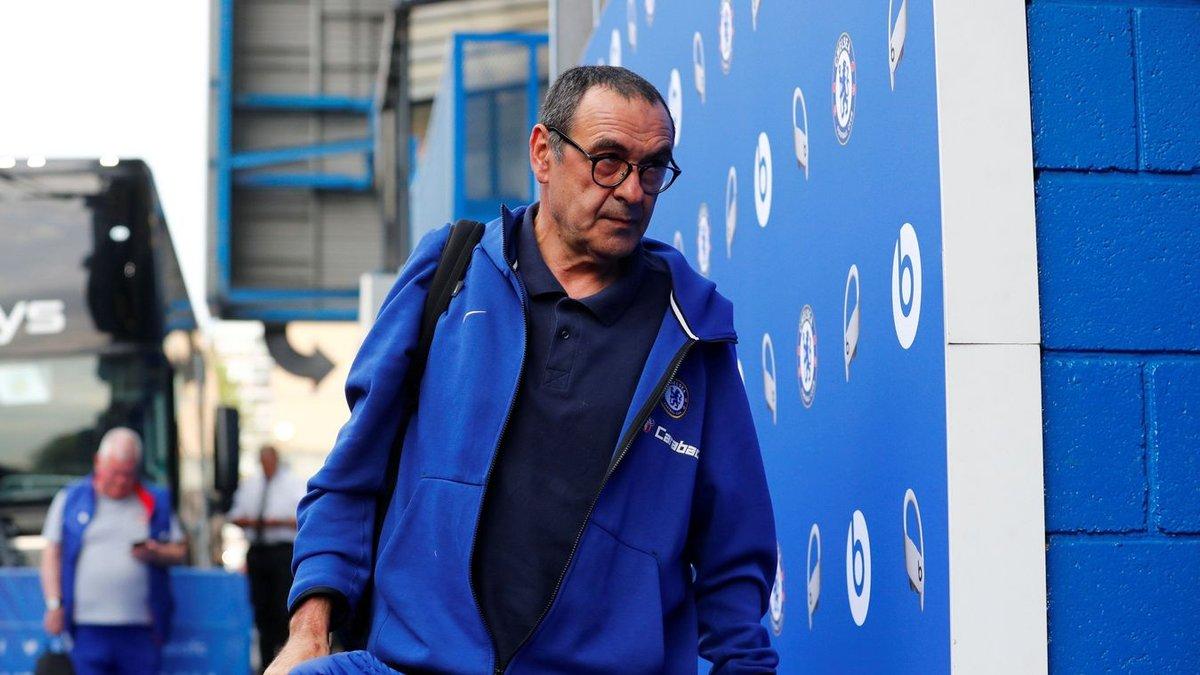 Милан добавил Сарри в список претендентов на пост главного тренера, – СМИ