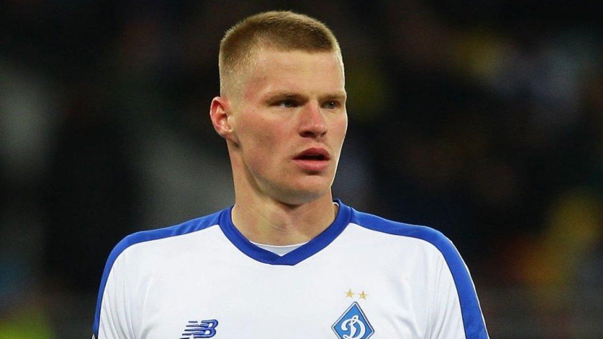 Бурда прокомментировал свое удаление в матче со Львовом