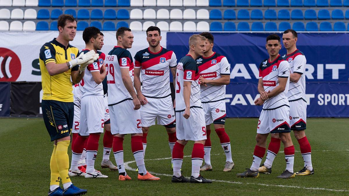 Арсенал-Киев уверенно победил Десну и покинул последнюю строчку в турнирной таблице