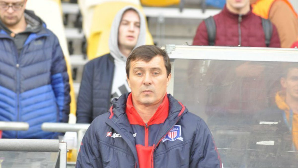 Леонов – о победе над Десной: Один из лучших матчей Арсенала-Киев под моим руководством