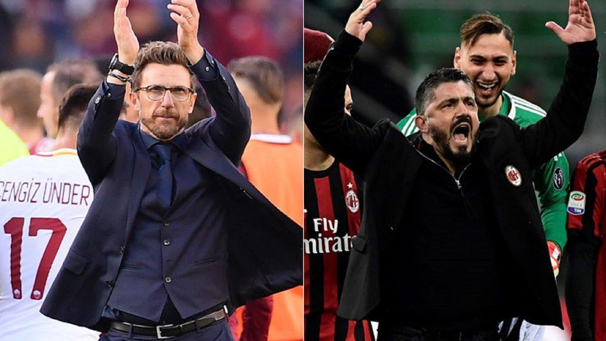 Ди Франческо может заменить Гаттузо в Милане