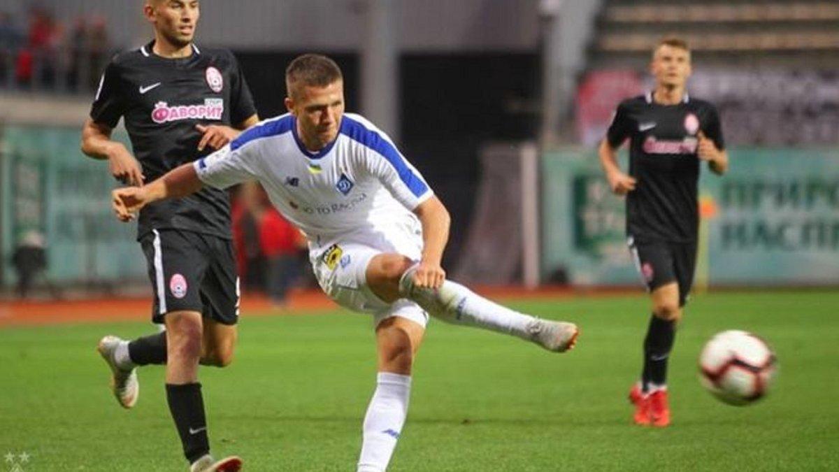 Циганик спрогнозував терміни повернення Дуелунда в основу Динамо після важкої травми