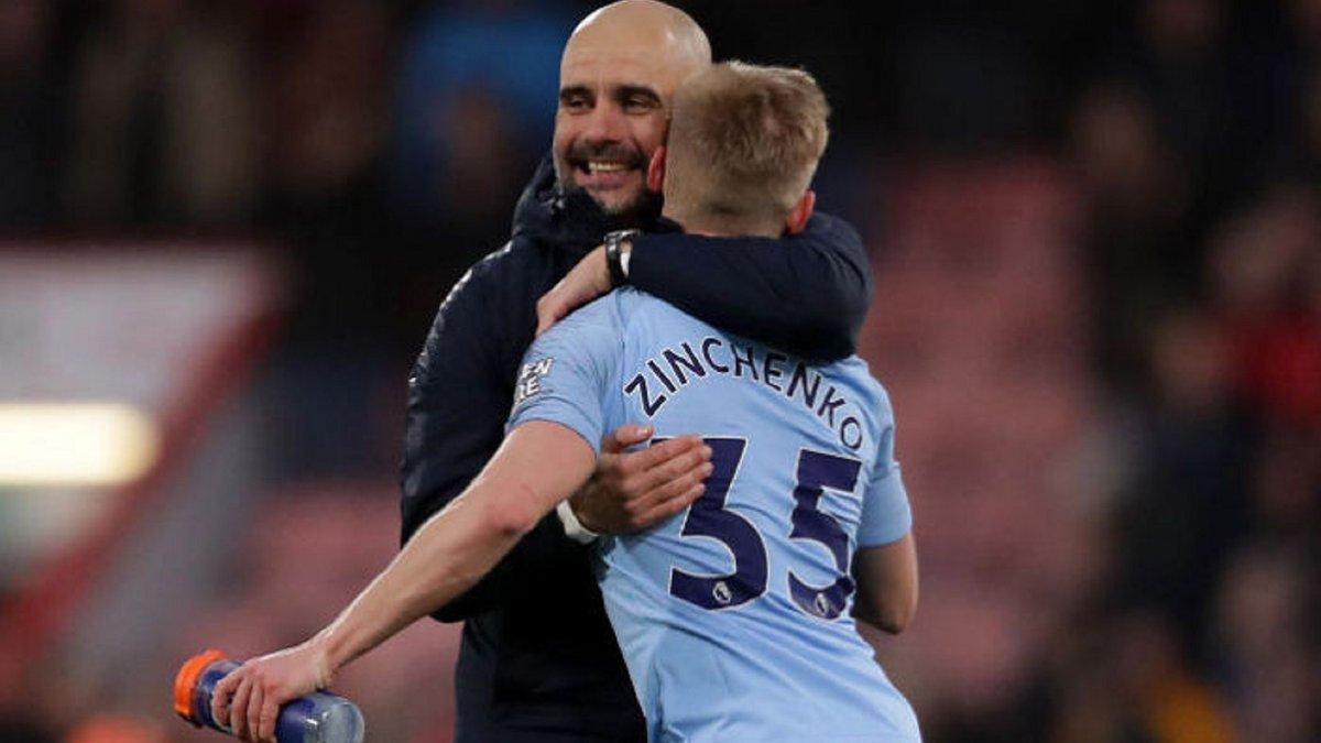 Манчестер Сити летом не будет покупать новых игроков на позицию Зинченко
