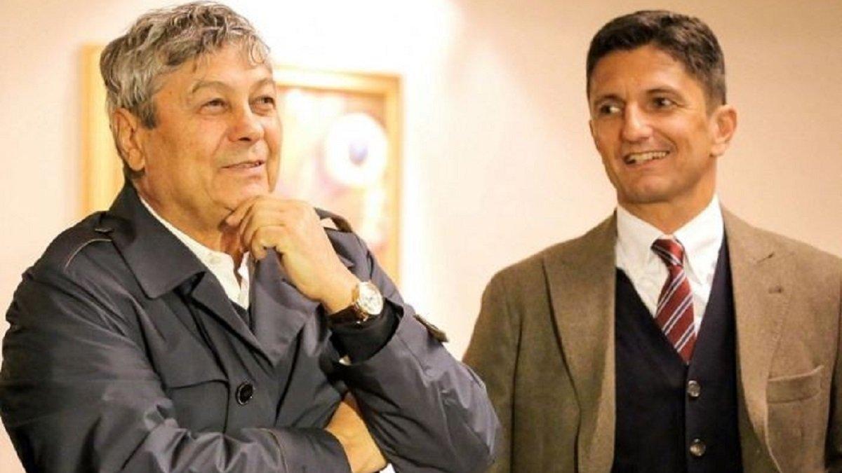 Луческу зустрівся з Палкіним, аби порекомендувати свого сина на посаду тренера Шахтаря, – ТаТоТаке