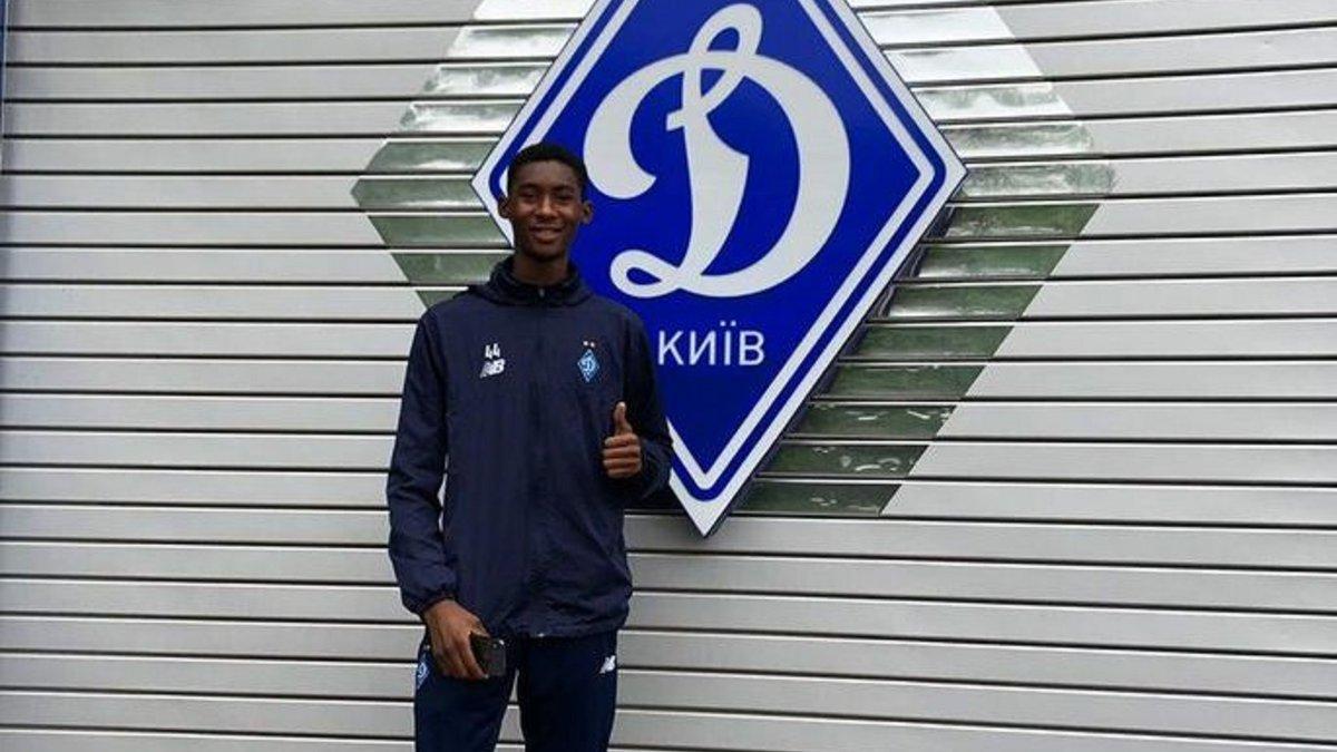 Динамо підписало нігерійця – агентом гравця є Селюк