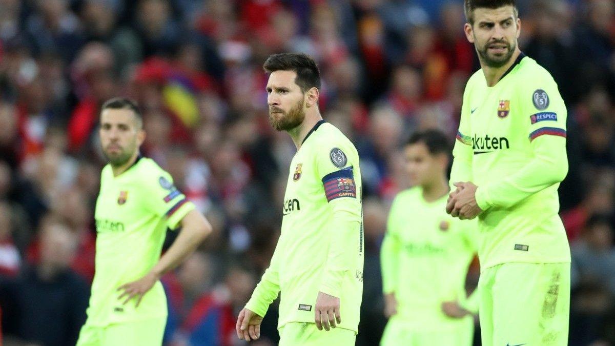 """""""Хлопець підписав собі вирок"""" – атмосфера у роздягальні Барселони після Ліверпуля, або Чиї голови полетять першими"""