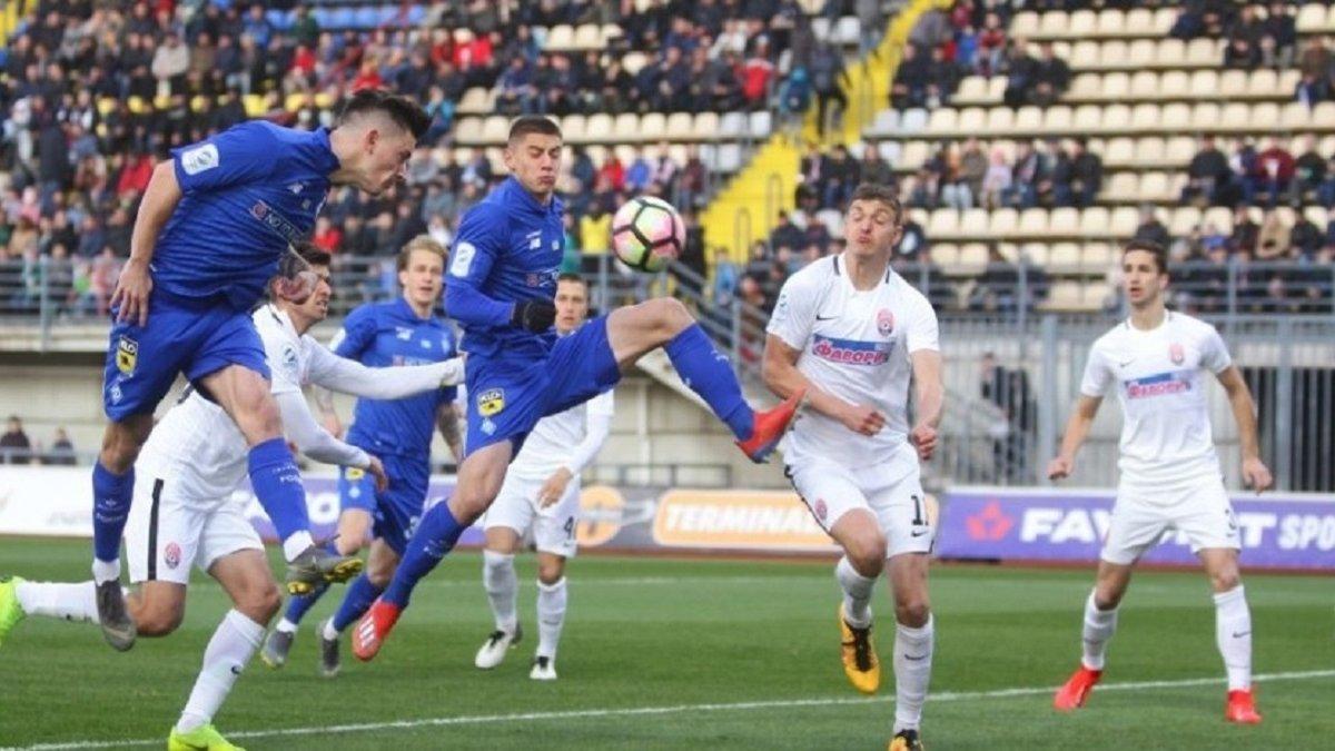 Динамо – Заря: онлайн-видеотрансляция матча – как это было