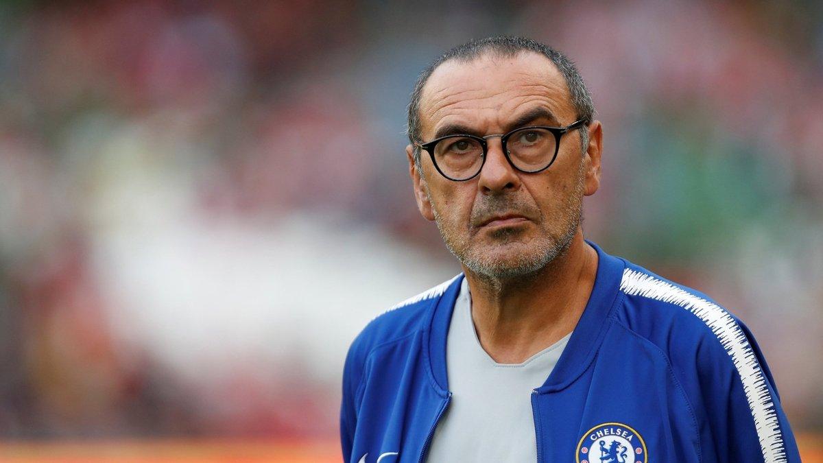 Саррі – перший італійський тренер у фіналі Ліги Європи