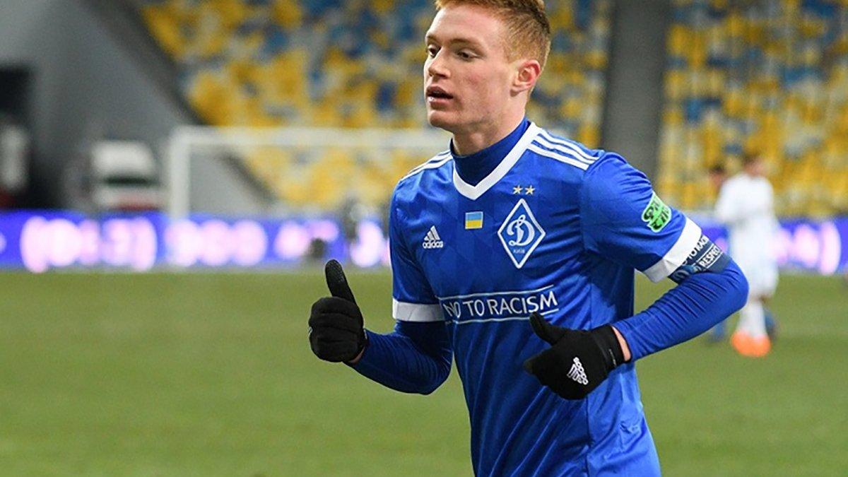 Циганков – найкращий гравець квітня в УПЛ
