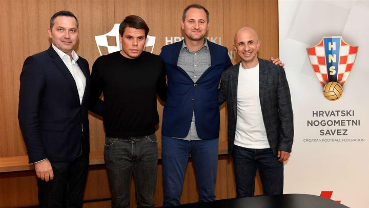 Вукоевич возглавил сборную Хорватии U-20