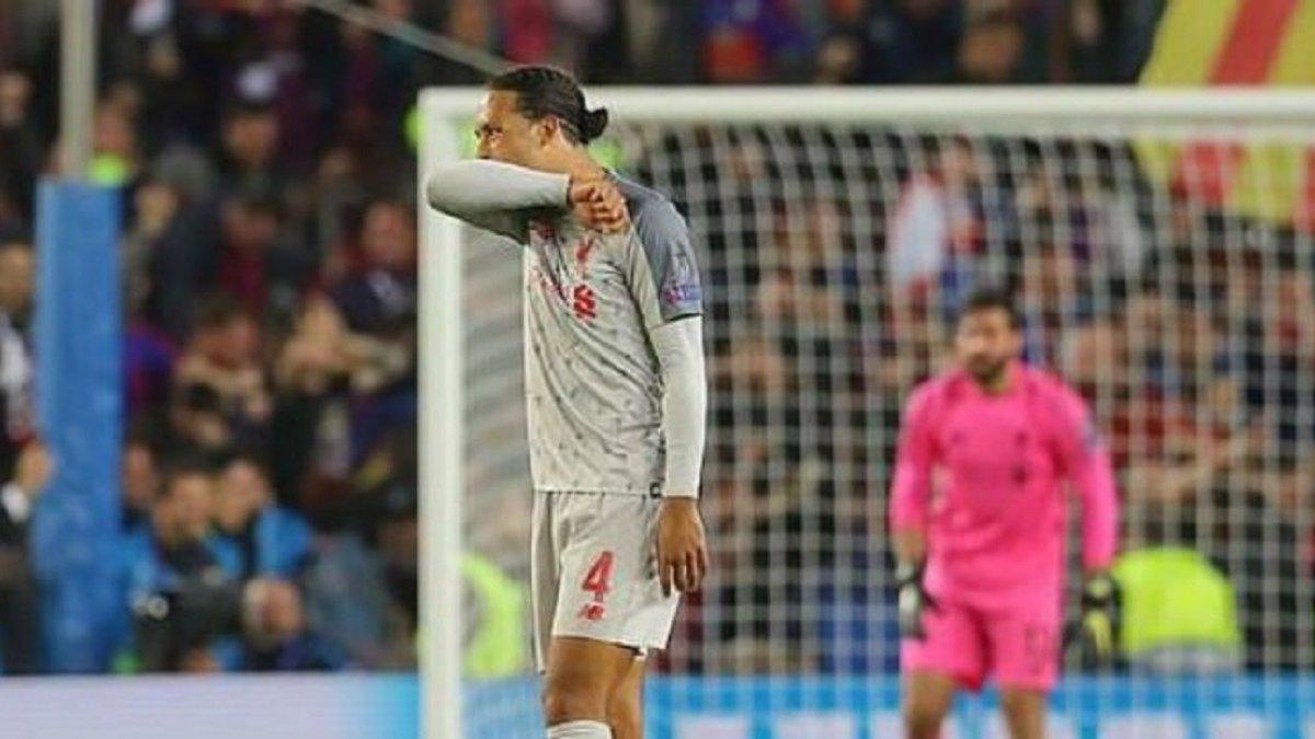 Ван Дейк – о шансах Ливерпуля на чемпионство в Англии: Нужно оставаться реалистами