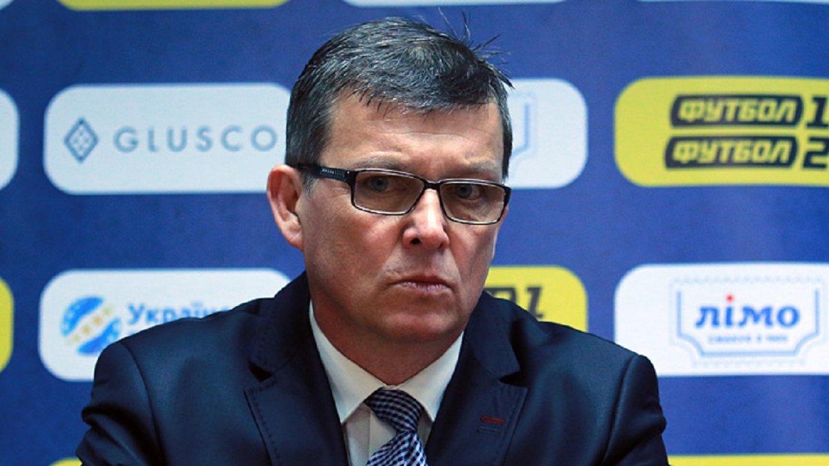 Блавацкий: В течение недели провели много разговоров с футболистами, хотели, чтобы бразильцы сблизились с украинцами