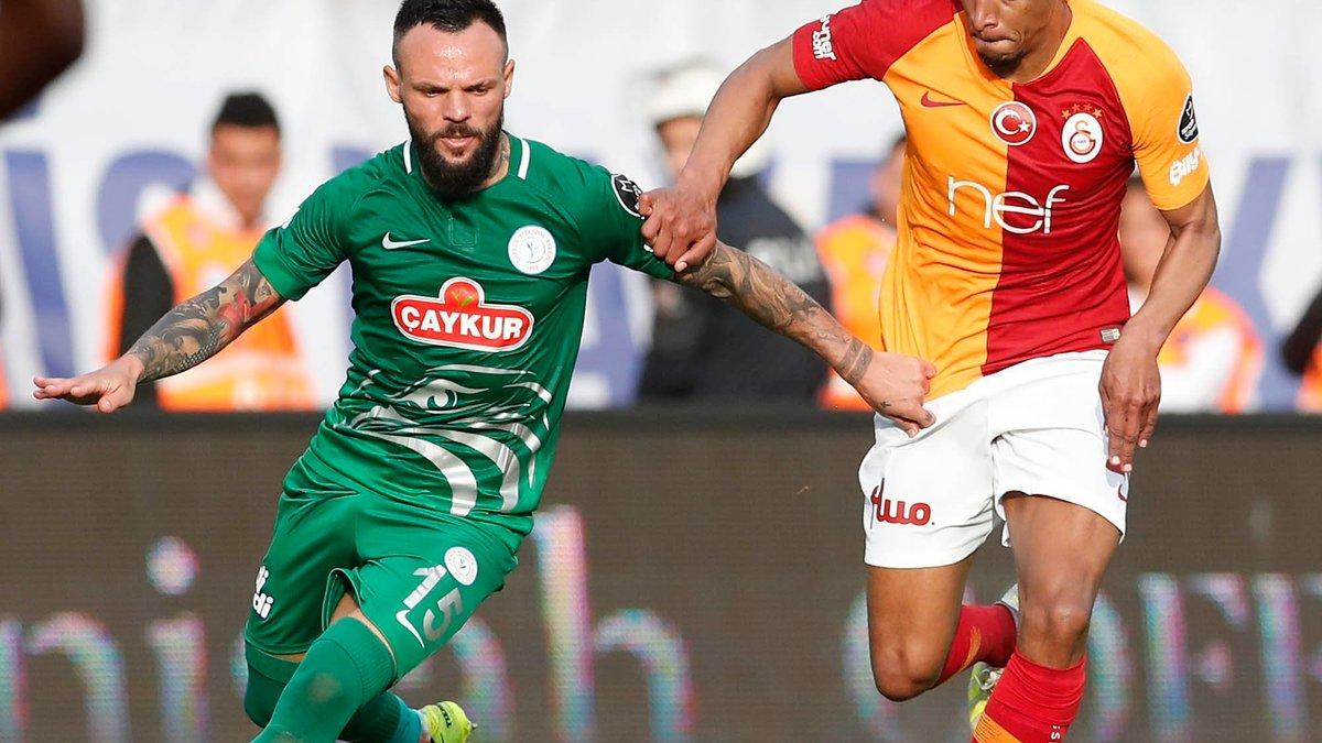 Морозюк з Різеспором у божевільному матчі програв Галатасараю, Сівасспор Рибалки і Гезтепе забили 6 голів на двох