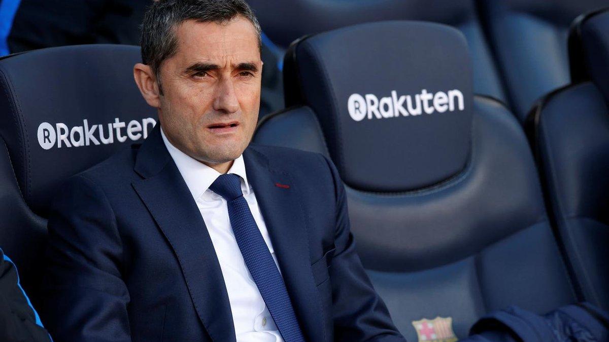 Вальверде верит, что сможет остаться в Барселоне