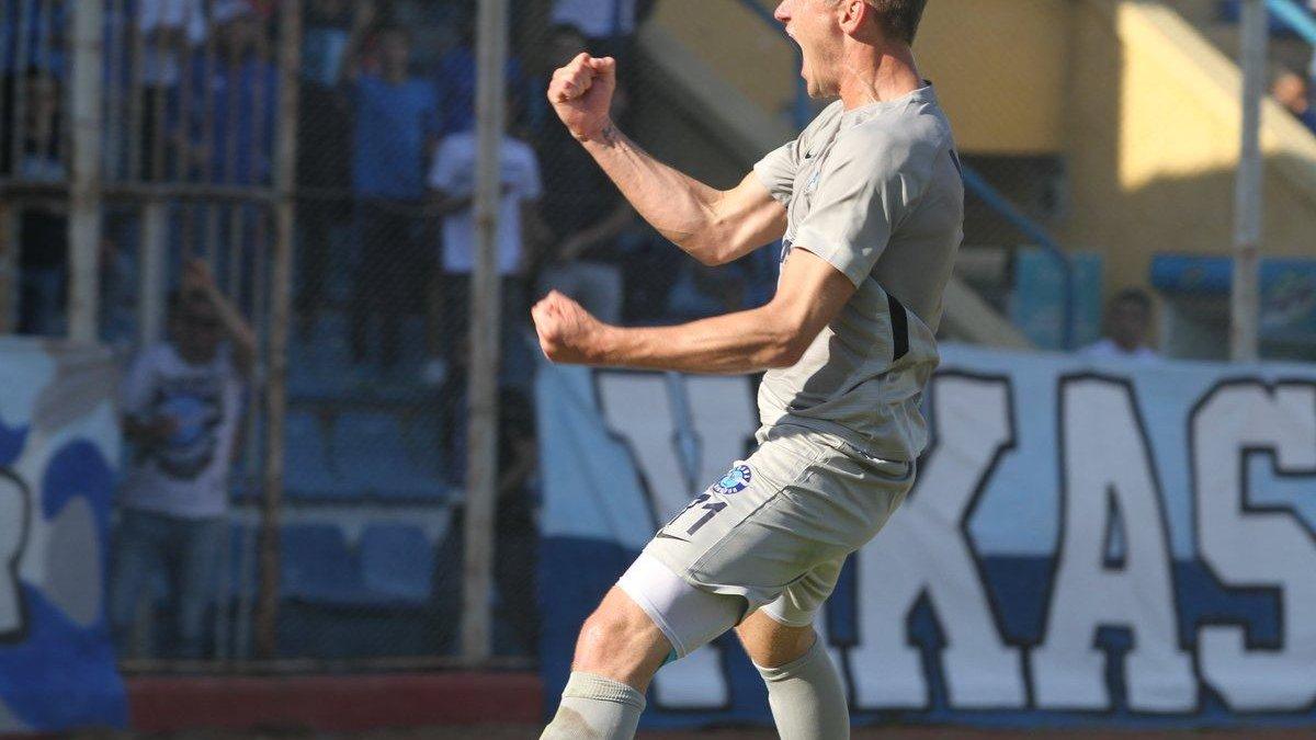 Гладкий відзначився 5-м голом за Адана Демірспор та допоміг команді перемогти