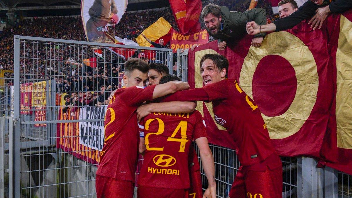 Рома в родных стенах победила Ювентус, закрутив интригу в борьбе за Лигу чемпионов