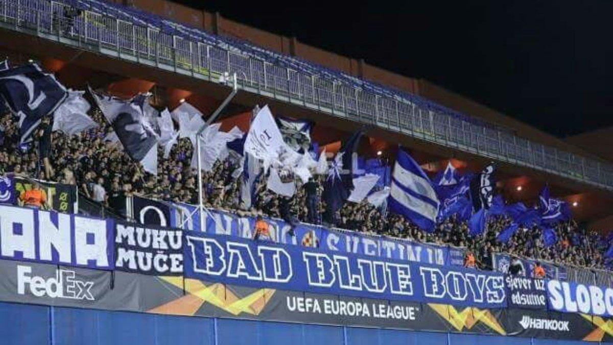 """Навіть Бобан """"врізав"""" копу: як ультрас Динамо Загреб змінили історію Хорватії та підтримують Україну"""