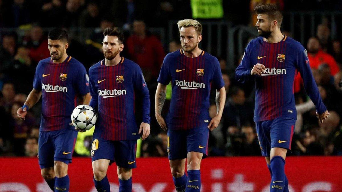 Как сборная Хорватии – Барселона удивила формой на следующий сезон