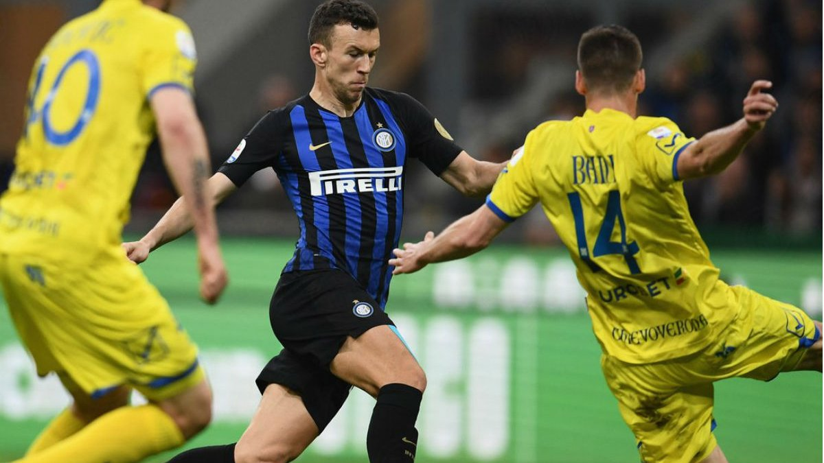 Интер – Кьево – 2:0 – видео голов и обзор матча
