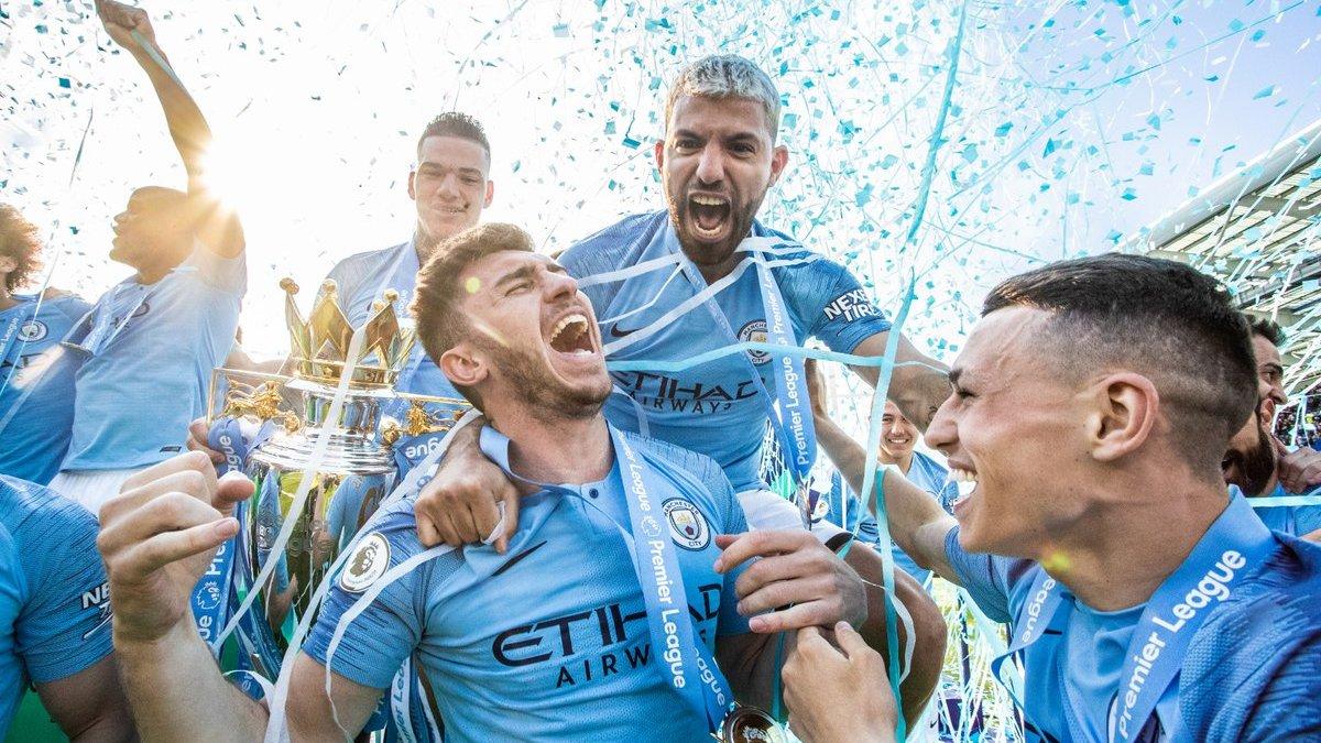 Манчестер Сити ответил на информацию о возможном отстранении от участия в Лиге чемпионов
