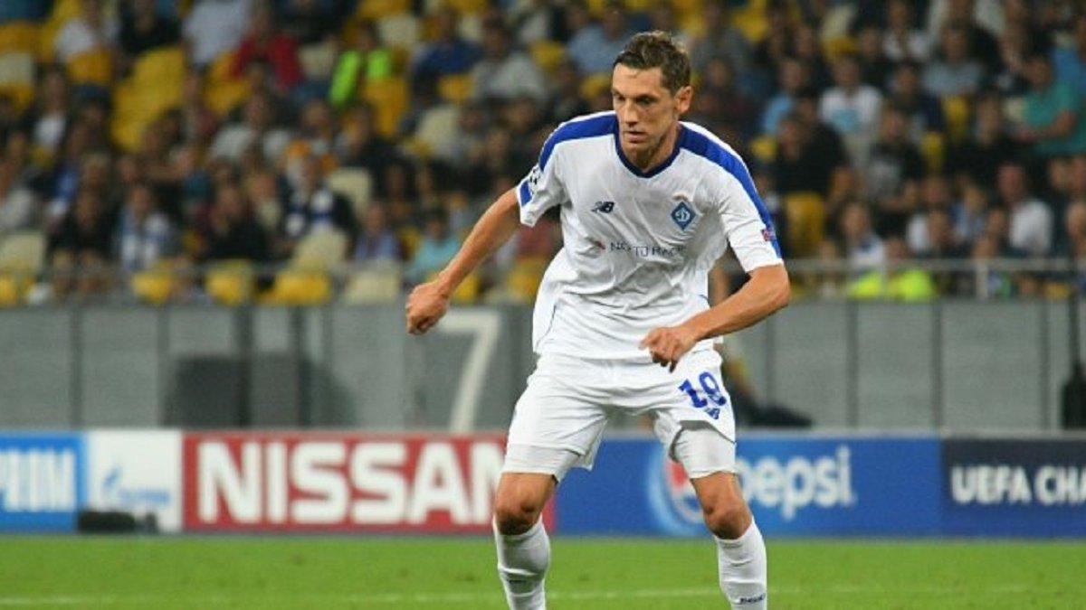 Цыганык: Если Хацкевич останется в Динамо, Гармаша в команде не будет