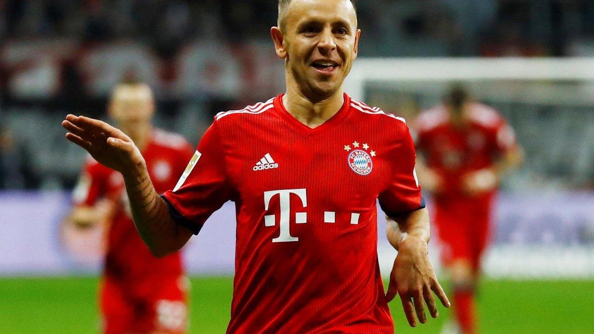 Рафинья официально объявил, что покинет Баварию по окончании сезона