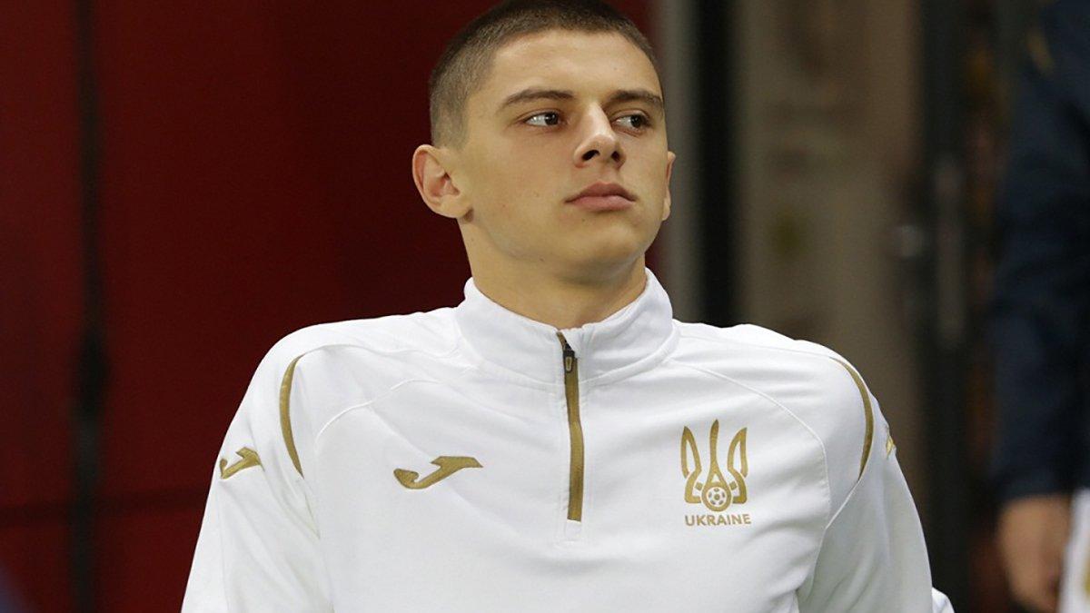 Миколенко отримав ушкодження і пропустить чемпіонат світу U-20