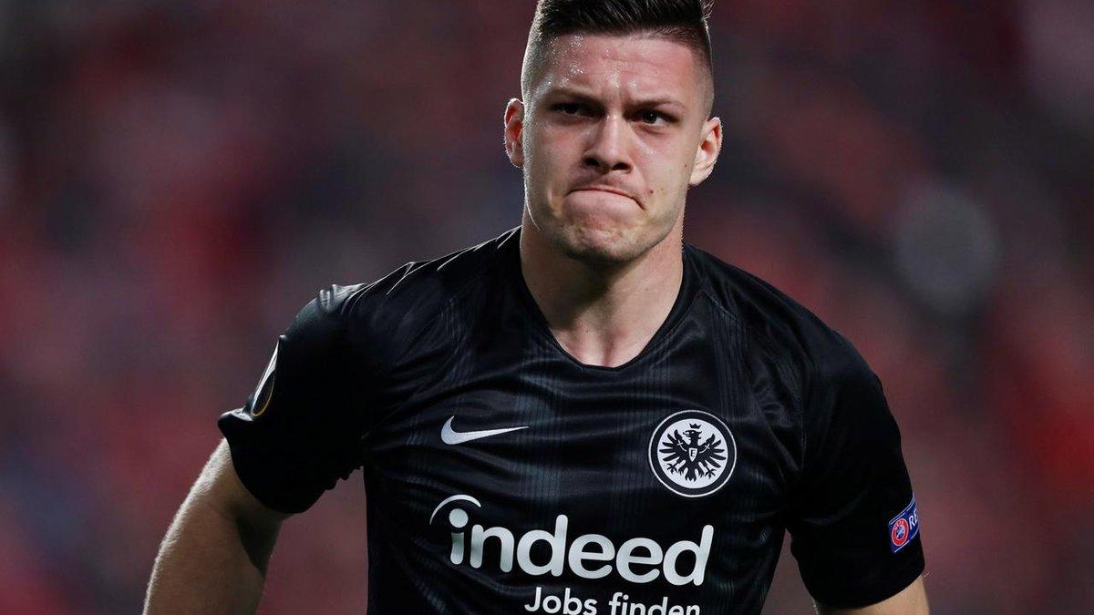 Реал підписав Йовіча, – Sky Germany