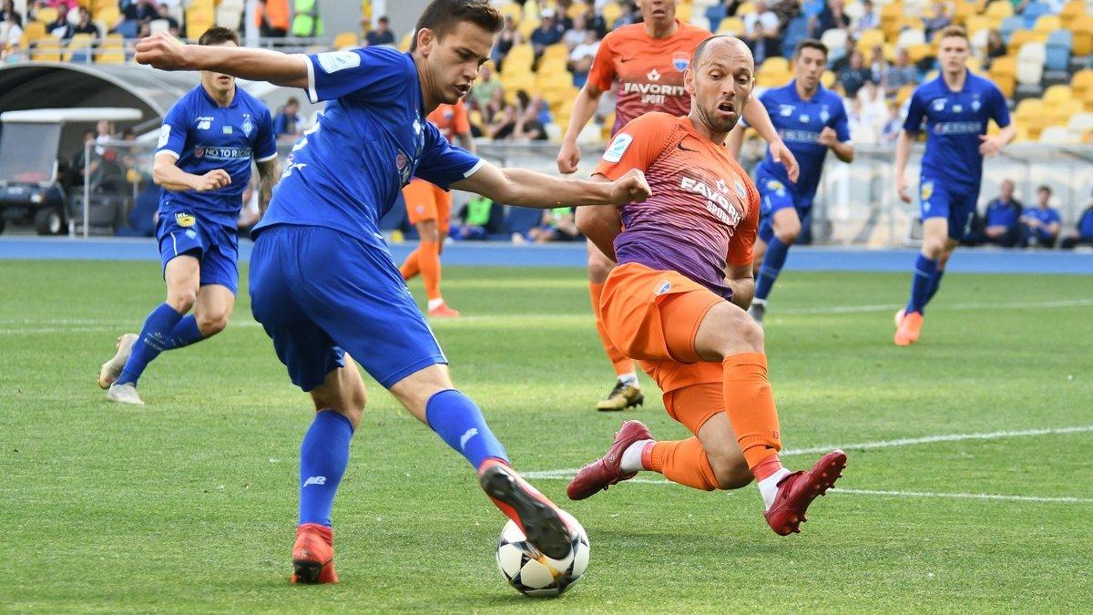 Динамо – Маріуполь – 2:1 – відео голів та огляд матчу