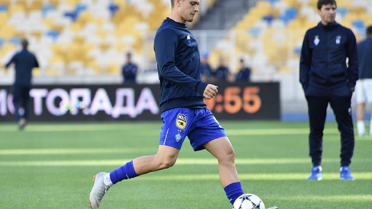 Дуелунд забив за Динамо U-21 у другому матчі поспіль