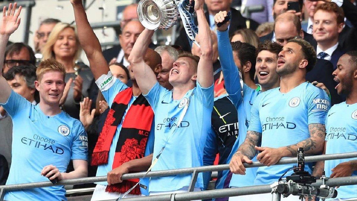 Зінченко: Кожен розумів, що в разі перемоги в цьому фіналі Манчестер Сіті увійде в історію