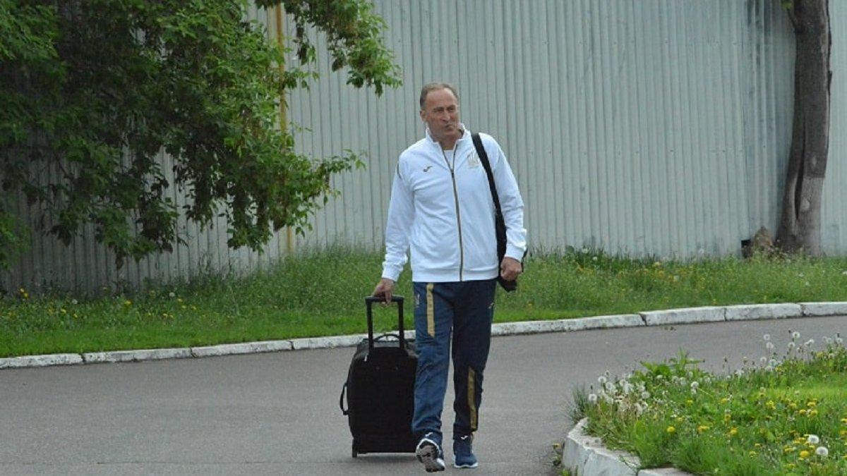 Петраков: Миколенко хотів поїхати на чемпіонат світу U-20 попри травму