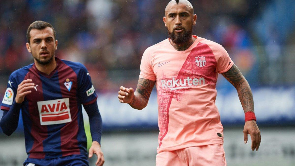 Барселона розписала бойову нічию з Ейбаром в заключному турі чемпіонату