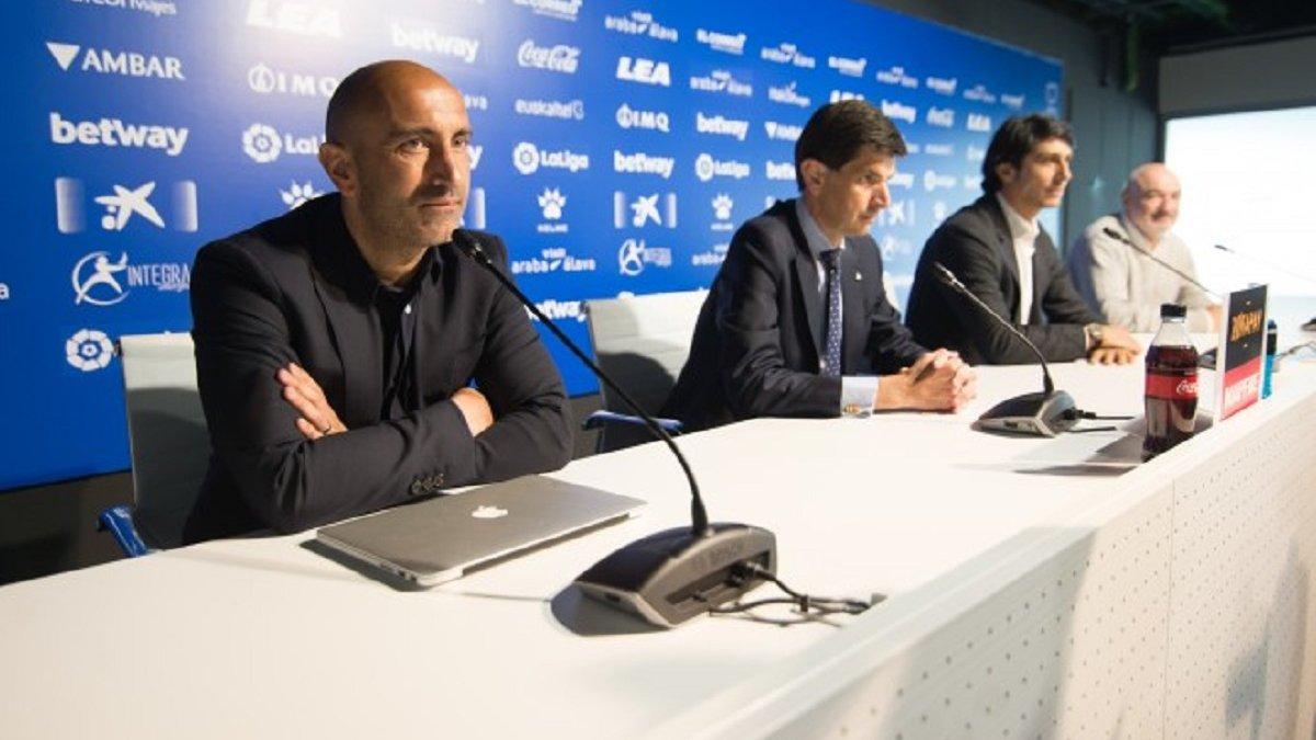 Абелардо покинул тренерский мостик Алавеса – его сватают в сборную Испании