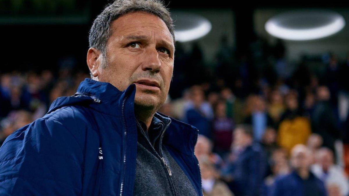Жирона уволила Сакристана – каталонцы покинули Примеру по итогам сезона