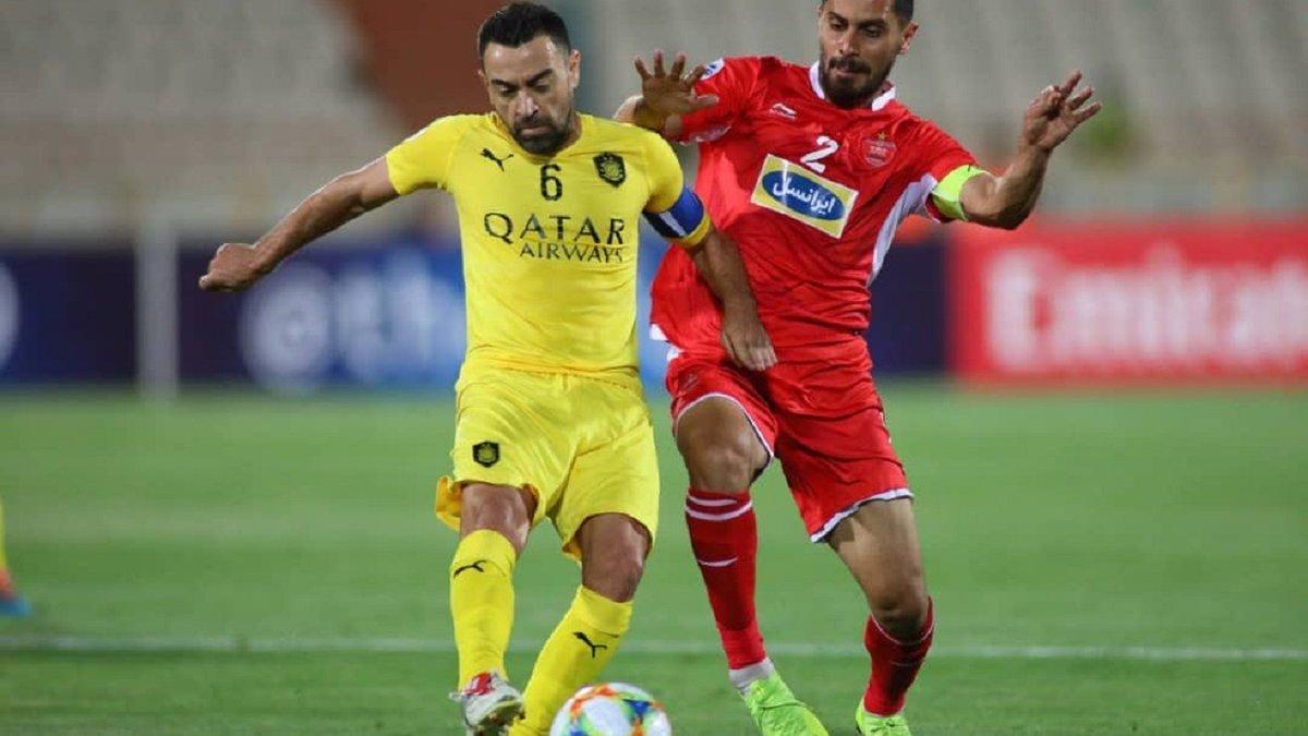 Хави провел последний матч в карьере – Аль-Садд проиграл, но вышел в плей-офф азиатской Лиги чемпионов
