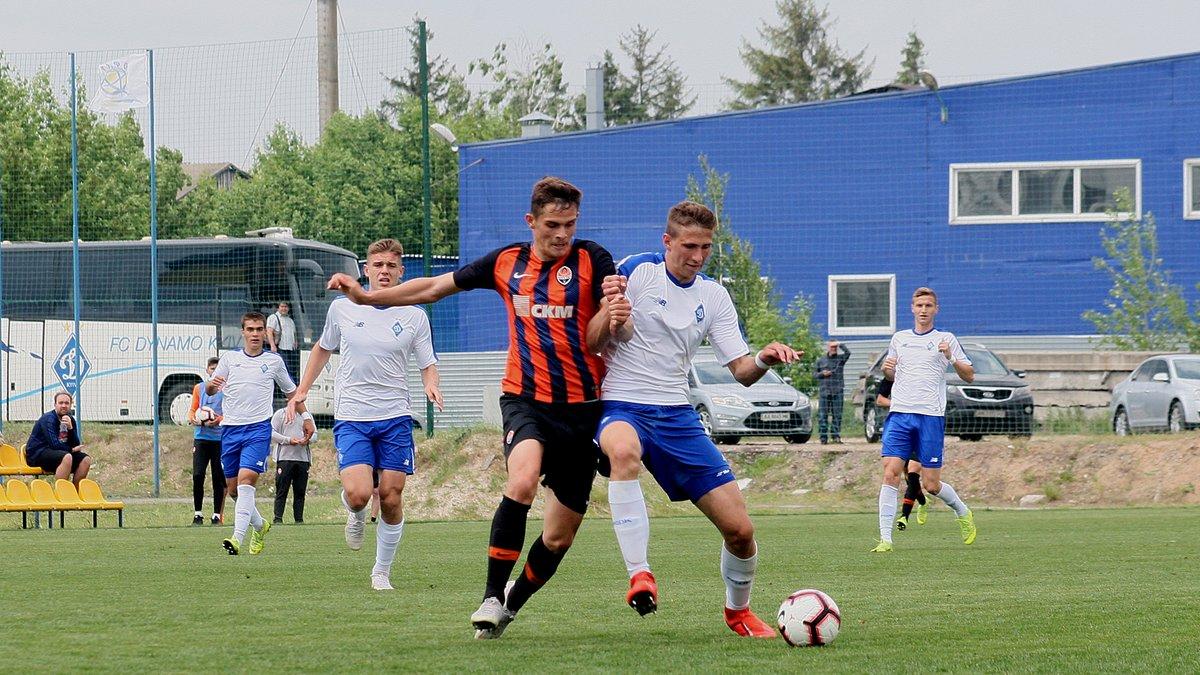 Шахтер U-21 – Динамо U-21 – 1:1 – видео голов и обзор матча