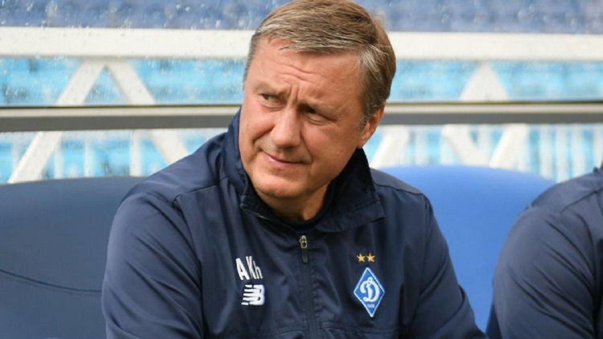 Хацкевич – один з претендентів на посаду головного тренера Рубіна